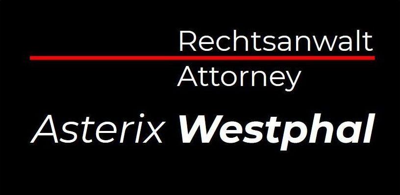 Rechtsanwalt Asterix Westphal